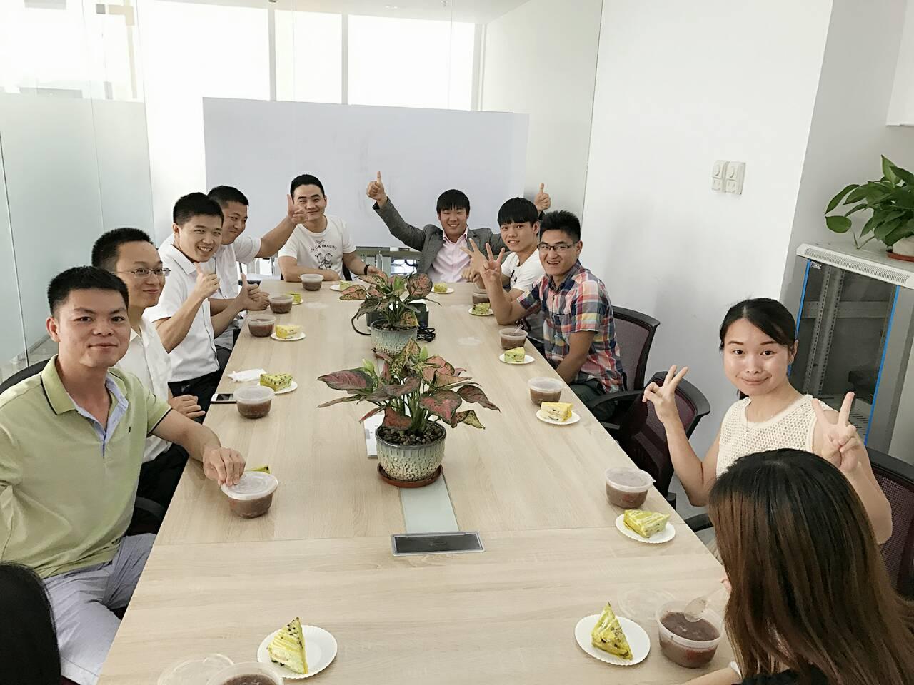 龙8娱乐入口人的周周茶聚汇~
