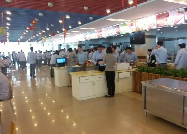 祝贺浙江浙能兰溪电厂上线龙8娱乐入口微信订餐就餐消费系统,信息化建设又上新台阶!